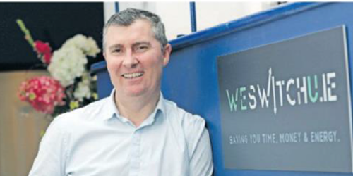 WeSwitchU Featured In Sunday Business Post